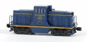 Bachmann GE 44-Tonner w/DCC - Spectrum(R) Baltimore & Ohio N Scale Model Train Diesel Locomotive #81854
