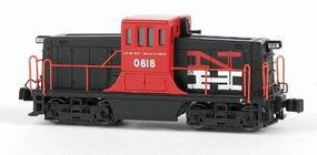 Bachmann GE 44-Tonner w/DCC Spectrum(R) New Haven N Scale Model Train Diesel Locomotive #81855
