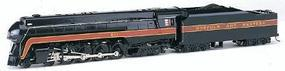Bachmann Spec Class J 4-8-4 Norfolk & Western #611 N Scale Model Train Steam Locomotive #82153