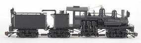 Bachmann 3-Truck Shay w/DCC Painted, Unlettered (black) G Scale Model Train Steam Locomotive #82499