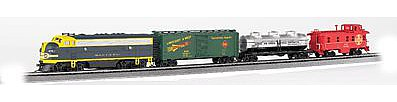 Bachmann Thunder Chief HO Scale Model Train Set #826