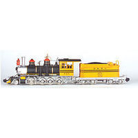 Bachmann Class C-16 2-8-0 w/Short Tender Denver & RGW G Scale Model Train Steam Locomotive #83195