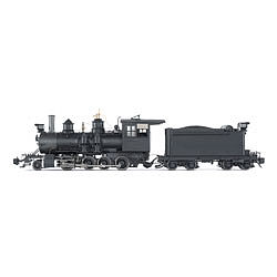 Bachmann Class C-16 2-8-0 Short Tender Painted, Unlettered -- G Scale Model Train Steam Locomotive -- #83198