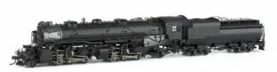 Bachmann Ho H-4 2-6-6-2 C&O Undec W/Sd