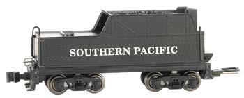 Bachmann USRA Short Tender - DCC Ready - Southern Pacific -- N Scale Model Train Steam Locomotive -- #89554