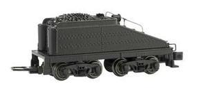 Bachmann USRA Slope-Back Tender DCC Ready Painted, Unlettered (black) N Scale Spectrum #89651