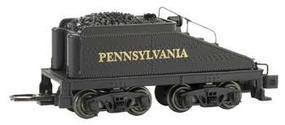 Bachmann USRA Slope-Back Tender Pennsylvania Railroad N Scale Model Train Steam Locomotive #89653