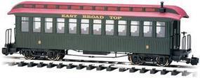 Bachmann Jasckon Sharp Lighted Coach East Broad Top #8 G