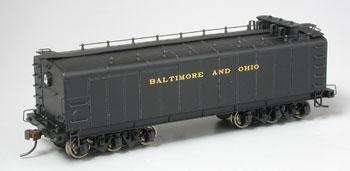 Bachmann Spectrum(R) Auxiliary Water Tender -- Baltimore & Ohio - HO-Scale