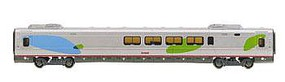 Bachmann Spectrum Amtrak Acela Express Cafe N Scale Model Train Passenger Car