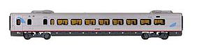 Bachmann Amtrak End-Business Class Car N Scale Model Train Diesel Locomotive