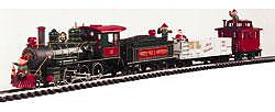 Bachmann The Night Before Christmas Set -- G Scale Model Train Set -- #90037