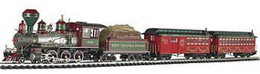 Bachmann White Christmas Express Set G Scale Model Train Set #90076