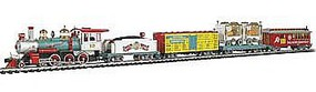 Bachmann Ringling Bros Barnum Bailey Set G Scale Model Train Set #90083