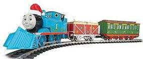 Bachmann Thomas Deluxe Christmas Delivery Set G Scale Model Train Set #90087