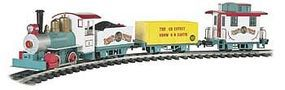 Bachmann Ringling Brothers Lil Big Top Set G Scale Model Train Set #90194