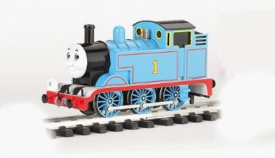 Bachmann Thomas The Tank Engine G Scale Thomas-the-Tank Electric Car #91401