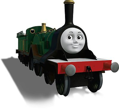 Emily W Moving Eyes G Scale Thomas The Train Electric Car