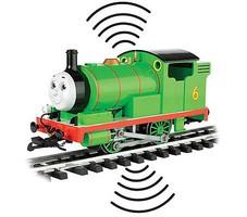 Bachmann Percy w/Moving Eyes DCC - G-Scale