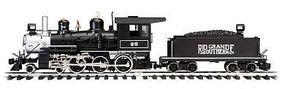 Bachmann 4-6-0 Anniversary Edition Rio Grande Southern G Scale Model Train Steam Locomotive #91603