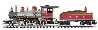 Bachmann 4-6-0 Anniversary Edition South Pacific Coast #22 -- G Scale Model Train Set -- #91604