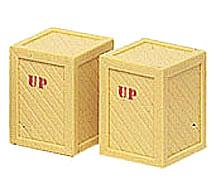 Bachmann Shipping Crates -- Large - G-Scale (2)