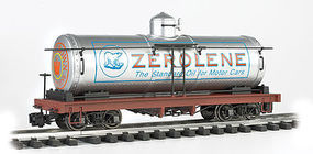 Bachmann Tank Car Zerolene G Scale Model Train Freight Car #93401