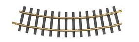 Bachmann Track 4 Diameter Curve (12) G Scale Brass Model Train Track #94653