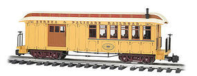 Bachmann Jackson Sharp w/Metal Wheels Combine E&P G Scale Model Train Passenger Car #97107
