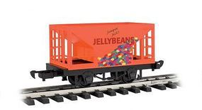 Bachmann Lil Big Haulers Hop Jumpin Jacks Jelly Bean G Scale Model Train Freight Car #98090