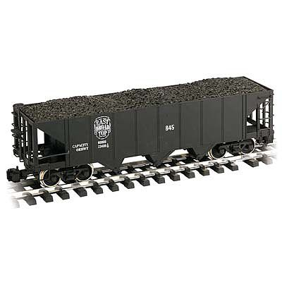 Bachmann Hopper Car East Broad Top #845 -- G Scale Model Train Freight Car -- #98203