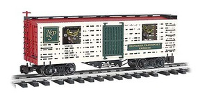 Bachmann Annimated Stock Car Xmas - G-Scale