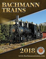 Bachmann Bachmann/Williams Catalog 2018