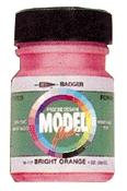 Badger Airbrush Co. Modelflex Railroad Color Engine Black 1oz. Bottle -- Model Airbrush Acrylic Paint -- #1601