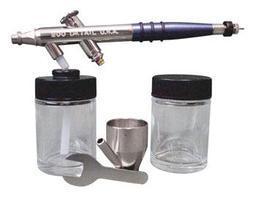 Badger Detail Single Action Airbrush and Airbrush Set #200-20
