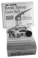 Badger Basic Spray Gun Set Airbrush and Airbrush Set #250-1