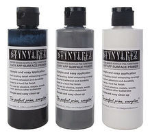 Badger 3 Color Pack Primer 4oz Model Airbrush Paint #410