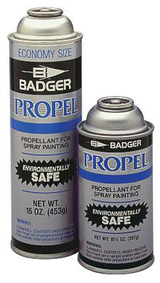 Badger Airbrush Co. Propel 7 oz -- Airbrush Accessory -- #50-002