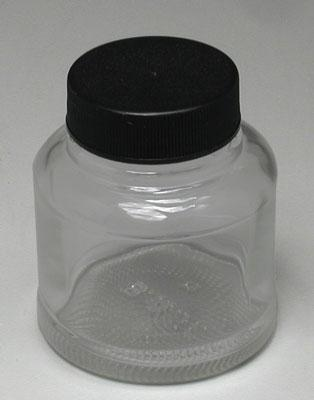 Badger Airbrush Co. Jar & Cover 2 oz -- Airbrush Accessory -- #50-0053