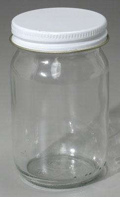 Badger Paint Jar 4 oz Airbrush Accessory #50-267