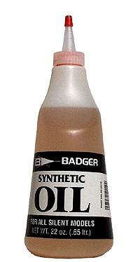 Badger Airbrush Co. Replacement Compressor Oil 22oz. -- Airbrush Accessory -- #502019