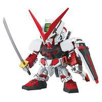 Bandai SD Gundam EX-Standard 007 Gundam Astray Red Snap Together Plastic Model Figure #0204935