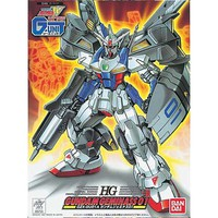 Bandai HG Gundam Geminass 01 Gundam Wing G-Unit Snap Together Plastic Model Figure 1/144 #057135