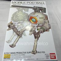 Bandai MG Mobile Pod Ball Ver.Ka Snap Together Plastic Model Figure #131412