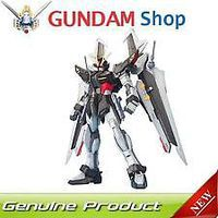 Bandai Strike Noir Gundam MG Snap Together Plastic Model Figure #148997