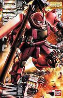 Bandai MS-06S Chars Zaku II Ver 2.0 Snap Together Plastic Model Figure #149834