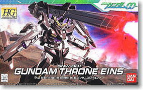 Bandai 9 Gundam Throne EINS HG Snap Together Plastic Model Figure #152366
