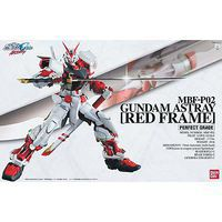 Bandai PG Gundam Astray Red Frame Snap Together Plastic Model Figure 1/60 Scale #158463