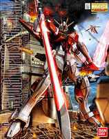 Bandai SWORD IMPULSE GUNDAM MG Snap Together Plastic Model Figure #158494