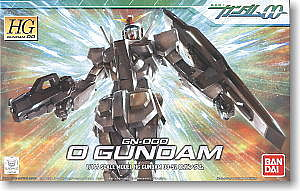 Bandai Models 52 O GUNDAM HG -- Snap Together Plastic Model Figure -- #160246